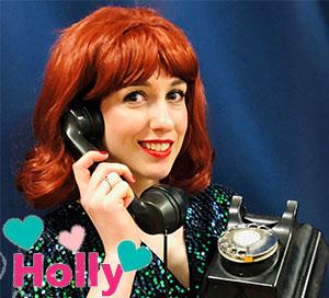 Doo Wop Dolls - Holly