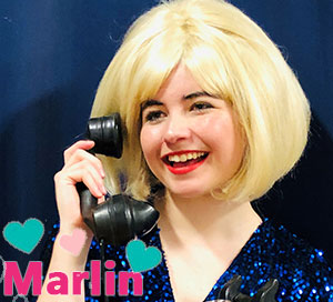 Doo Wop Dolls - Marlin